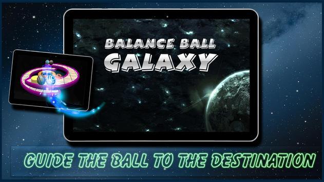 Balance Ball Galaxy apk screenshot