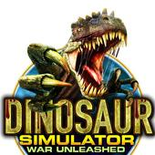 Dinosaur Simulator War Unleashed icon