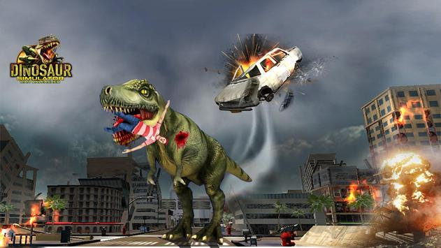 Dinosaur Simulator War Unleashed screenshot 3