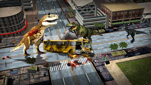 Dinosaur Simulator War Unleashed screenshot 1