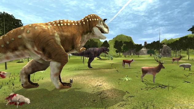 Dinosaur Simulator War Unleashed screenshot 2