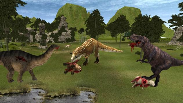 Dinosaur Simulator War Unleashed screenshot 4