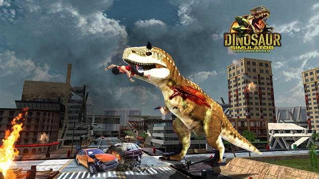 Dinosaur Simulator War Unleashed screenshot 5