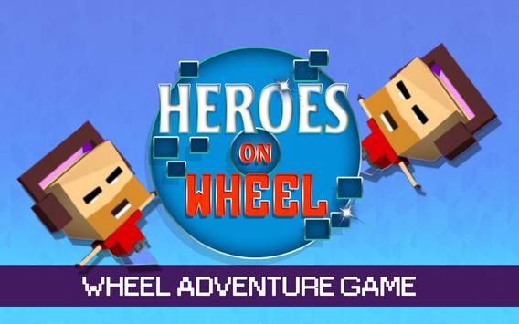 Heroes On Wheels poster