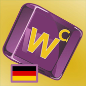 Deutsche Word Cheat for WWF Scrabble Wordfeud icon
