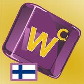 Finnish Wordfeud Cheat icon