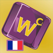 Français Scrabble WWF Wordfeud Cheat icon