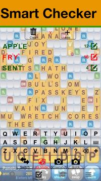 Français Scrabble WWF Wordfeud Cheat screenshot 1