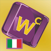 Italiano Scrabble WWF Wordfeud Cheat icon