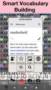 Norwegian/norsk Wordfeud Cheat screenshot 2