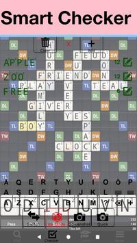 Swedish/Svenska Wordfeud Cheat screenshot 1