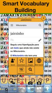 Português Scrabble WWF Wordfeud Cheat screenshot 2