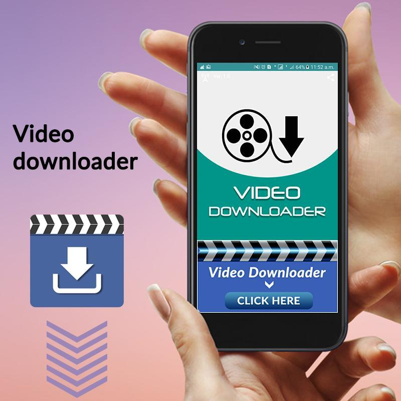 how to download videos on android from facebook