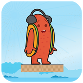 Dancing HotDog: Challenge Game icon