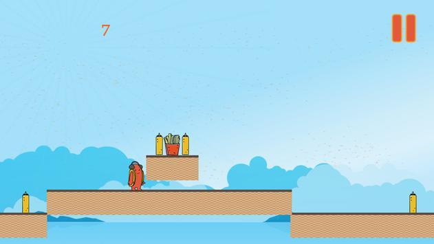 Dancing HotDog: Challenge Game apk screenshot