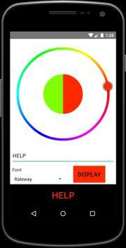 Color Flashlight - LED Torch apk screenshot