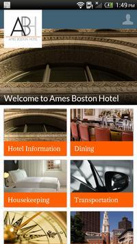 Ames Boston poster