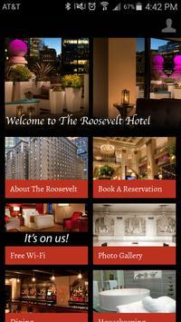 The Roosevelt Hotel New York screenshot 1