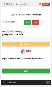 GSMStreetlight screenshot 4