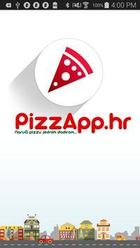 PizzApp HR poster