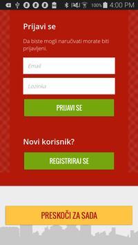 PizzApp HR apk screenshot