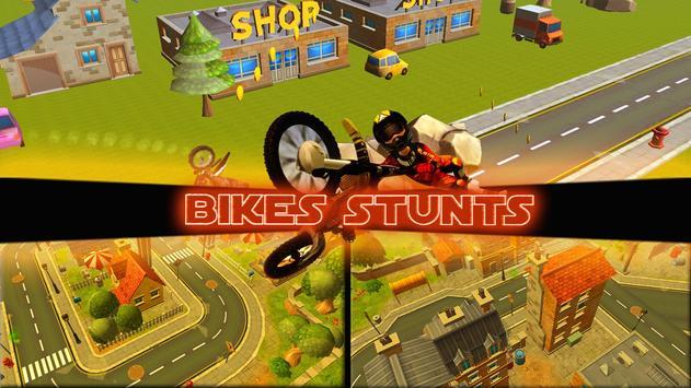 Real Bike Stunts 2017 apk screenshot