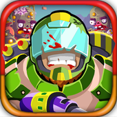 Commandos vs Zombies: Clan War icon