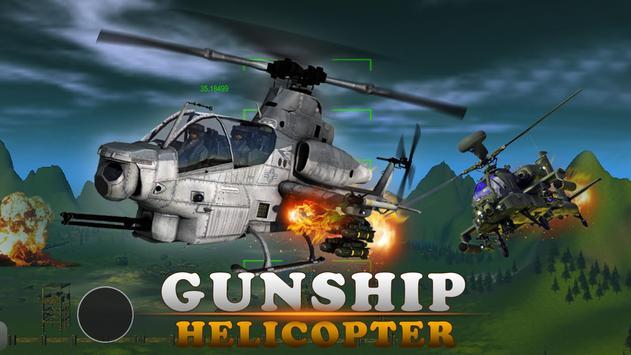 Gunship Army Helicopter War 3D screenshot 1