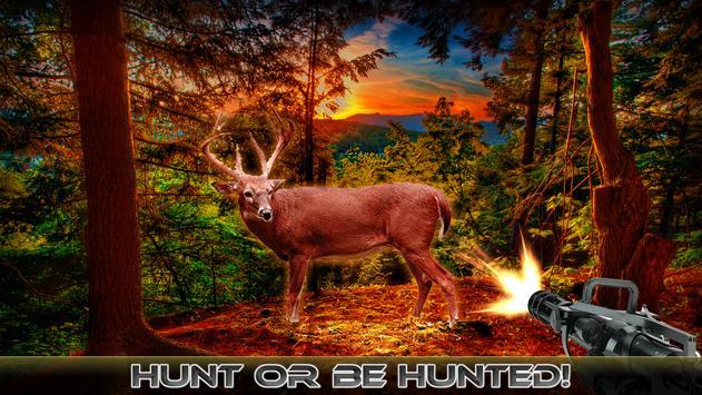 Real Jungle Hunter 2017 screenshot 7