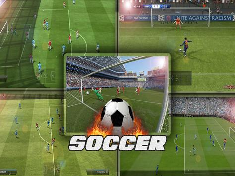 Soccer Championship 2017 poster