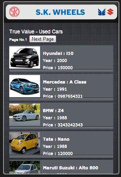 SK Wheels Mobile Care App screenshot 3