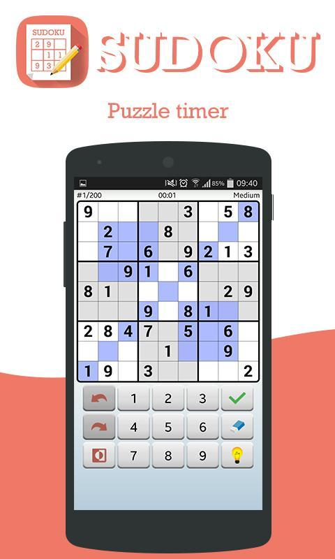 FREE Sudoku Offline 2015 Free APK Download - Free Puzzle GAME for