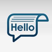 Hello Receipts - Scan Expenses icon