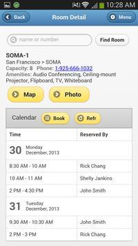 Conference Room Finder screenshot 1