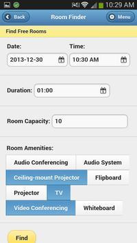 Conference Room Finder screenshot 2