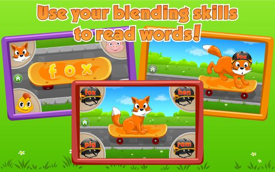 Learn to Read with Tommy Turtle apk screenshot