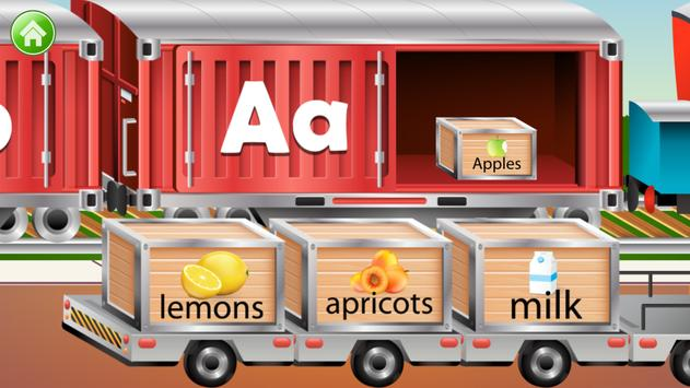 Learn Letter Names and Sounds with ABC Trains screenshot 15