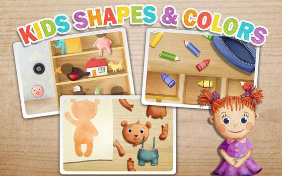 Kids Shapes & Colors Preschool apk screenshot