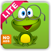 Kids Reading Sight Words Lite icon