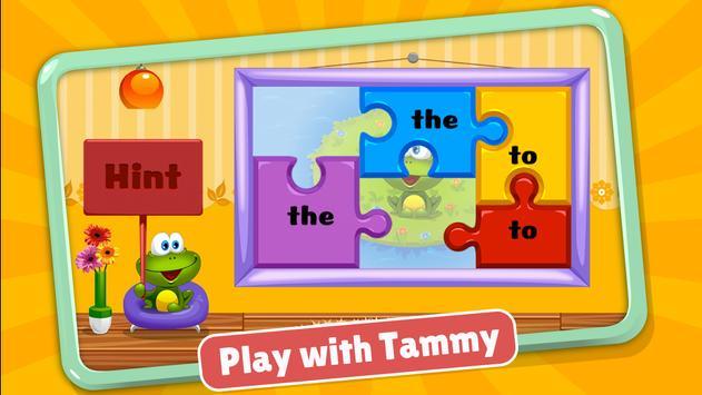 Kids Reading Sight Words Lite screenshot 8