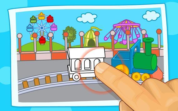Kids Tap and Color (Lite) apk screenshot