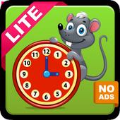 Kids Telling Time (Lite) icon
