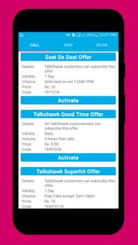 Pakistan Mobile Sim Packages screenshot 2