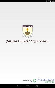 Fatima Convent High School Goa apk screenshot