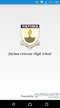 Fatima Convent High School Goa poster