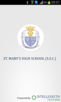 St. Mary's High School (SSC) poster