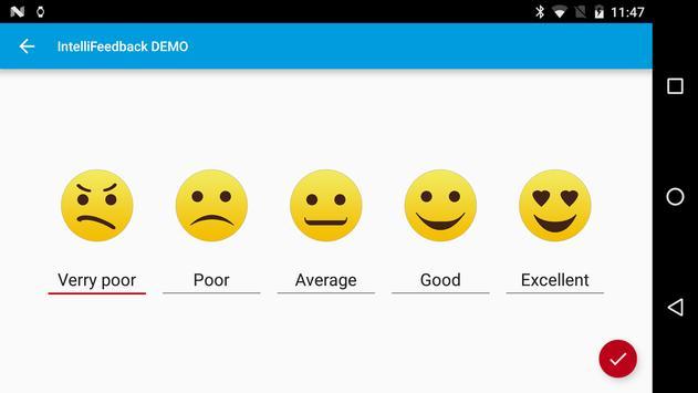 Intelli Feedback DEMO screenshot 7