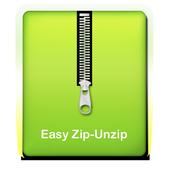 Easy Zip-Unzip icon