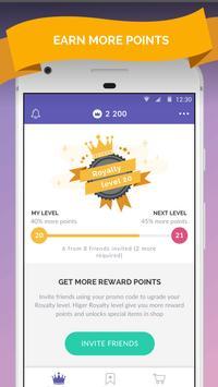 Rewardo.me - Free Rewards apk imagem de tela