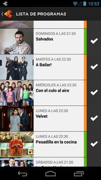 Atresmedia Conecta apk screenshot
